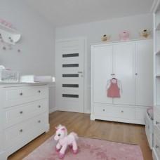 Complete Babykamer Gebruikt.Marylou Ledikant Met Commode Ledikanten Babykamers Baby Mundo