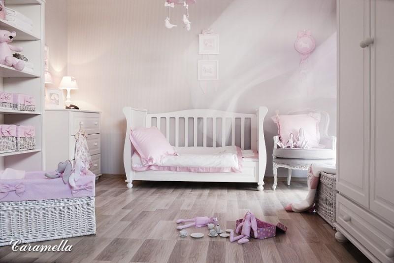 Behang Babykamer Romantisch : Tips voor een betaalbare kinderkamer simple babykamer inrichten