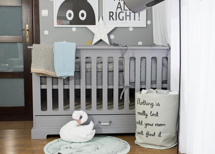 Complete Babykamer Grijs.Ines Ledikant Bellamy By Natalys Ledikanten Babykamers Baby