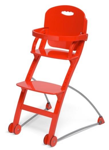 Kinderstoel Hout Inklapbaar.Lu Lu Wood Inklapbare Houten Kinderstoel Kinderstoelen Baby Mundo