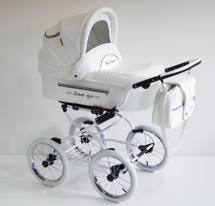 Beroemd Retro Klassieke wandelwagen Isabell (3in1 Set) - Kinderwagens  KF-17