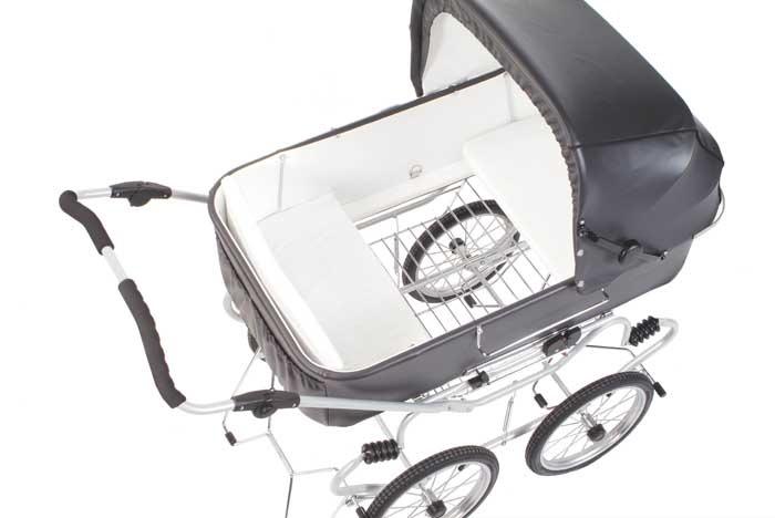 Trille Magnum 4 Retro Wandelwagen Duowagens Meerlingwagens Trippy Baby Mundo