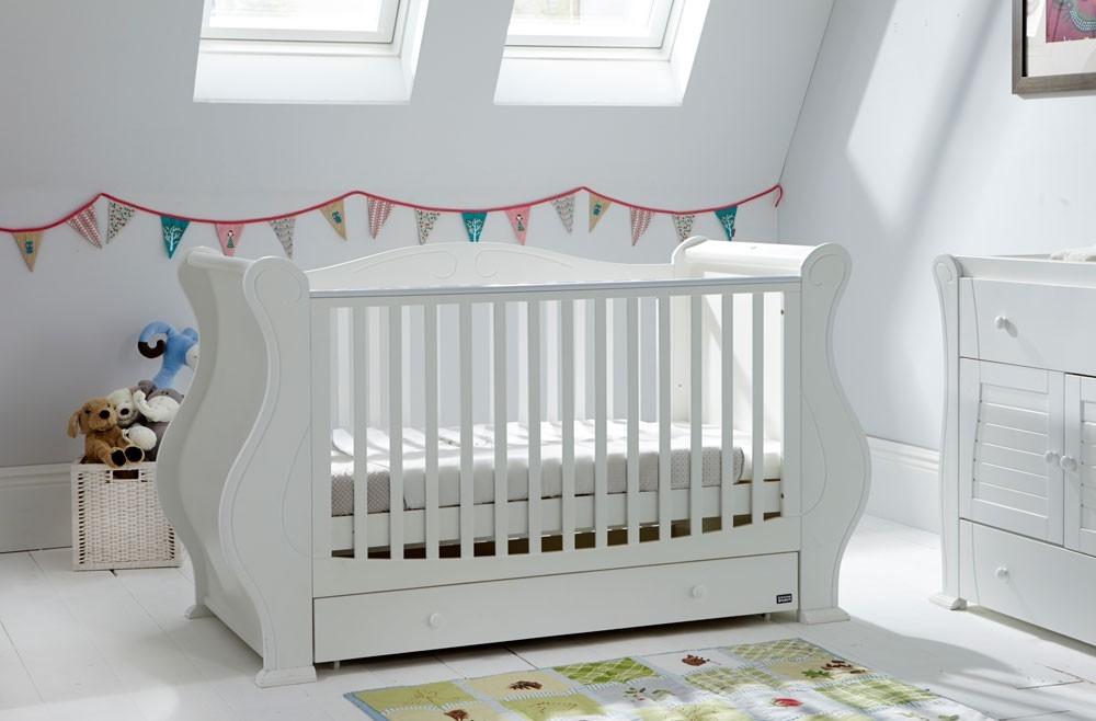 Babykamer Tweeling Ideeen : Tweeling bed baby archidev