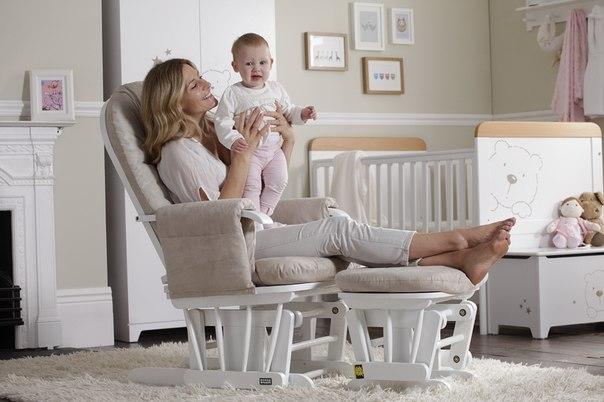Schommelstoel Voor Op De Babykamer.Tuttibambini Mama Schommelstoel Voedingsstoel Gc35 Accessoires