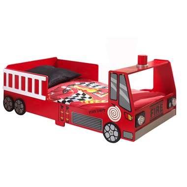 Vipack Junior Fire Truck Autobed Kinderkamers Online